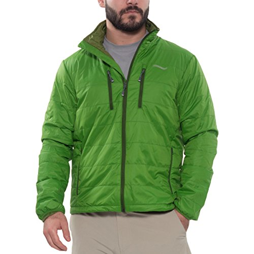 Exterus Spectrum Jacket - Primaloft Gold 80g Insulation (XL, Forest)