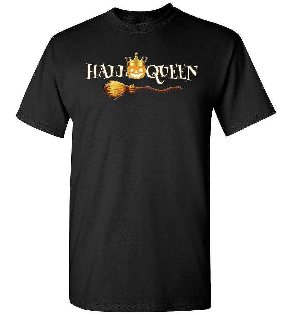 goldbabytee Halloqueen Tshirt