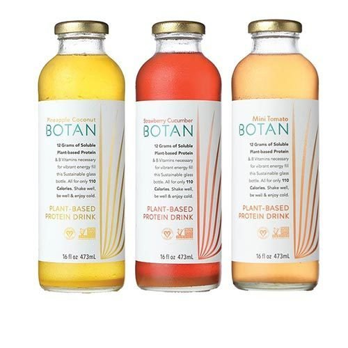 UPC 856932003219, Botan Plant-Based Protein Drink (Discovery Pack) 12x Pack