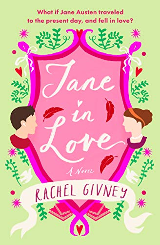 Book Cover: Jane in Love: A Novel