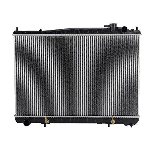 (Klimoto Brand New Radiator fits Infiniti Q45 1996-2001 4.1L 4.5L V8 IN3010106 IN3010107 214606P012 615343396903 CU2054 RAD2054 DPI2054 Q2054 SBR2054)