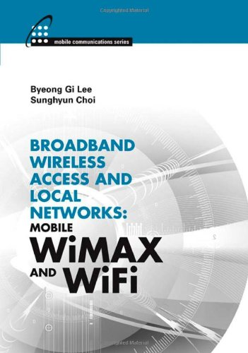 Broadband Wireless Access and Local Networks: Mobile WiMAX and (Wimax Network)