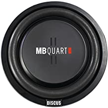 "MB QUART DS1-304 Discus Series 400W Shallow Subwoofer (12"")"