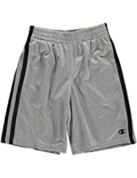 "Champion Big Boys' ""Dazzle Stripe"" Athletic Shorts"