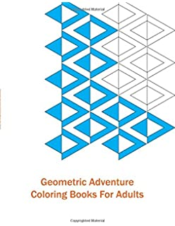 Abstract Symmetry Geometric Coloring Book for Adults: 175+ ...