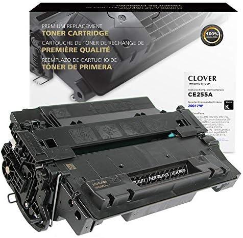 10 Pack Encore4tec Compatible Replacement CE255A //55A toner cartridge