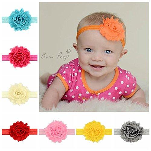 YHXX YLEN Chiffon Newborn Headband product image