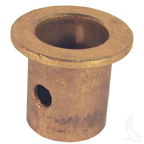 EZGO Steering Rack Bushing (1994-00) Flanged Golf Cart Bearing (Flanged Steering Bushing)
