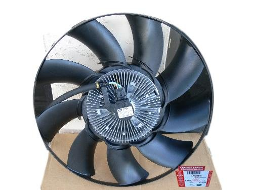 Genuine LAND ROVER FAN CLUTCH RANGE ROVER 10-12 13 ON RANGE ROVER SPORT 10-13 LR4 OEM NEW - Range Rover Clutch Land