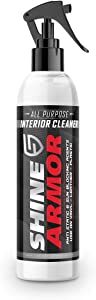 Shine Armor Car Interior Cleaner for Car Detailing - Car Carpet Cleaner, Car Seat Cleaner, Interior Car Cleaner for Upholstery, Car Leather Cleaner, Carpet, Plastic, and More