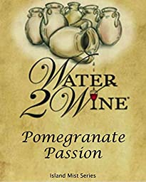 NV Water 2 Wine Pomegranate Passion 750 mL