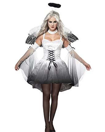 Disfraz ngel Mujer Adulto Trajes Para Halloween Disfraces Carnaval