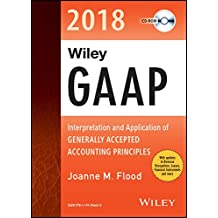 Wiley GAAP 2018: Interpretation and Application of Generally Accepted Accounting Principles CD-ROM
