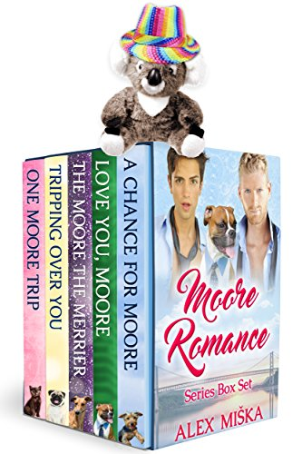 Moore Romance: The Complete 5-Book Series (Set Boxed Math)