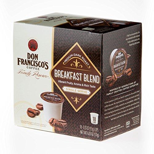 Don Francisco Breakfast Blend Coffee