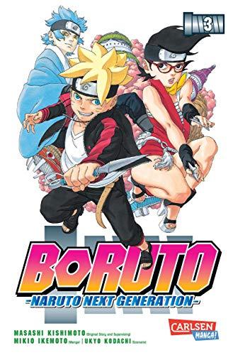 Amazon.com: Boruto - Naruto the next Generation 3: Naruto ...