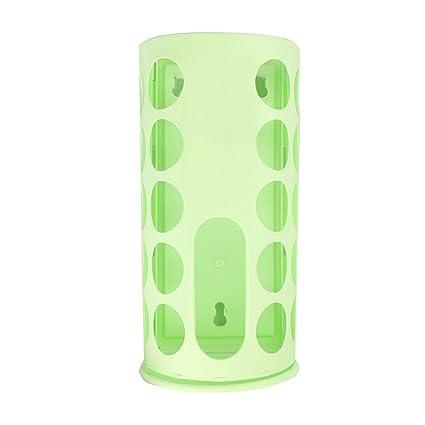 Oggetti In Plastica Per La Casa.Sourcingmap Casa Plastica Pensile Svuota Immondizia Borsa Oggetti