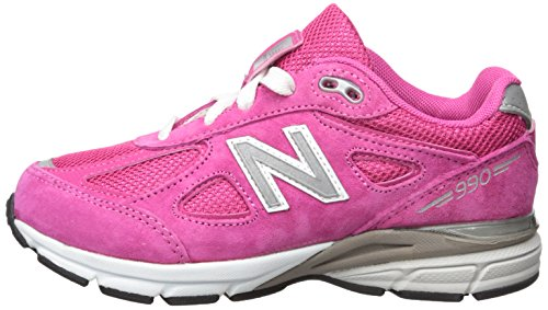 New Balance KJ990V4 Running Shoe , Pink/Pink, 1 M US Little Kid by New Balance (Image #5)