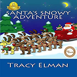 Santa's Snowy Adventure Audiobook