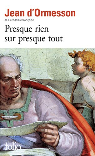Presque Rien Sur Presqu (Folio) (English and French Edition)