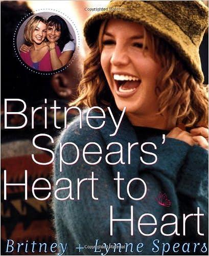 Britney Spears Heart to Heart