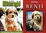 Benji 5-Movie Bundle - Benji, Benji: Off the Leash, For the Love of Benji, Benji's Own Special Christmas, & Disney's Benji the Hunted