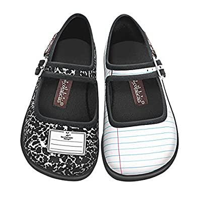 Hot Chocolate Design Mini Chocolaticas Notebook Girls Mary Jane Flat Multicoloured US Size: 6