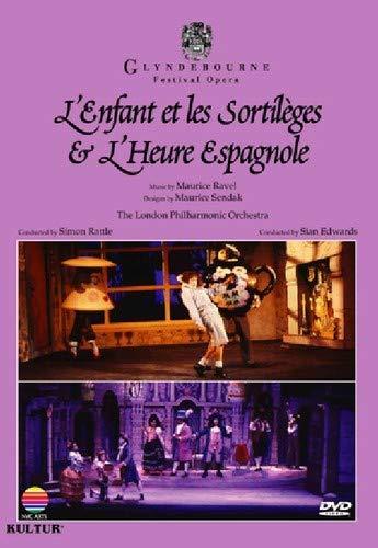 Ravel: L'Enfant Et Les Sortileges & L'Heure Espagnole / Maurice Sendak, Glyndebourne Festival Opera