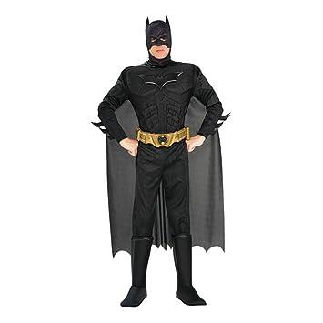 Original disfraz de Batman XL 56/58 traje de Superhéroe ...