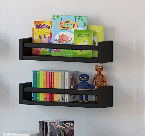 sweet dollar ten wall home turquoise diy nursery book bookshelf the for ledges