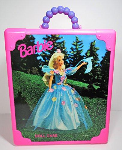 "10.5""W X 12""L Vintage BARBIE Doll Case Carrier - 1995 by Tara Toy Corp"