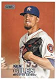 2016 Topps Stadium Club Baseball #59 Ken Giles Houston Astros