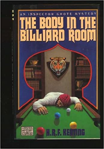 The Body in the Billiard Room (Inspector Ghote Mystery)
