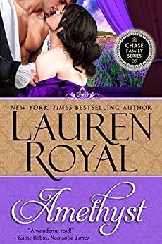 Amethyst (Chase Family Series: The Jewels Book 1) by [Royal, Lauren]