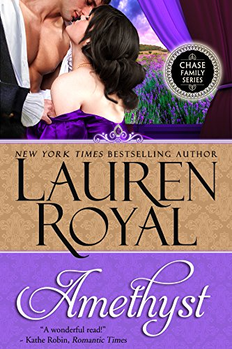 Amethyst (Chase Family Series: The Jewels Book 1) (Jewels Regency)