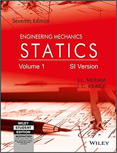 Buy engineering mechanics statics vol 1 7ed si version statics buy engineering mechanics statics vol 1 7ed si version statics si version vol 1 book online at low prices in india engineering mechanics statics fandeluxe Image collections