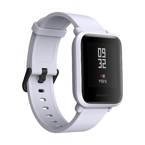 Reloj inteligente QHJ Xiaomi Mi Amazfit Bip con Bluetooth, pulsómetro, podómetro, GPS y