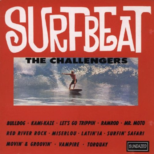 SURFBEAT by Challengers, The