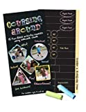 Coursing Around...kids Fitness Creatively. An Award Winning Book with Creative Templates to Bring Outdoor Play to a Whole New Dimension. Watch Their Creativity Soar As They Change the Courses to Meet Their Own Playtime Adventure. Coursing Around Is Simple and Easy to Use.