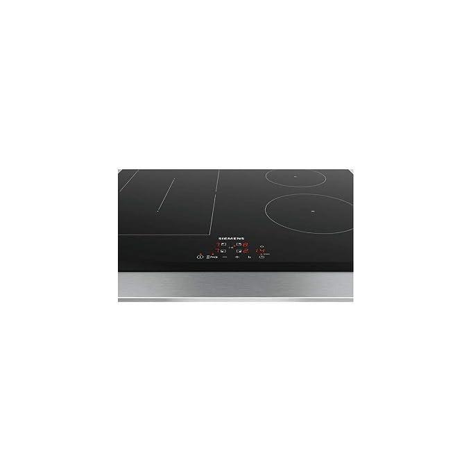 SIEMENS ED 631 BSB 5 E - Placa de inducción: Amazon.es ...