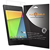 Google Nexus 7 Screen Protector (5-Pack), Flex Shield Clear Screen Protector for Google Nexus 7 (2013,2nd Gen,Wi-Fi) Bubble-Free and Scratch Resistant Film