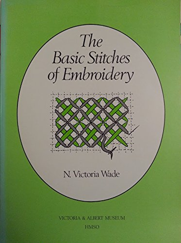 (The Basic Stitches of Embroidery)