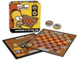 Simpsons Checkers / Tic Tac Toe