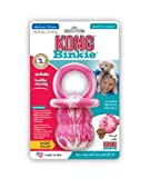 KONG Puppy Binkie Dog Toy, Medium (Colors Vary), My Pet Supplies