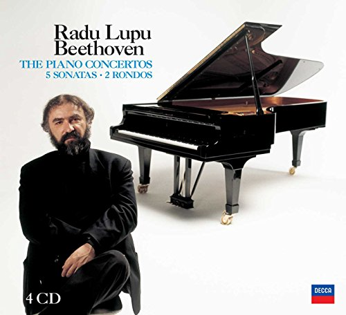 Beethoven: The Piano Concertos; 5 Sonatas; 2 Rondos