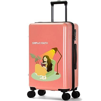 3f0c37e8a4fd Amazon.com: MING REN Luggage Sets Trolley case - ABS/PC, TSA Customs ...