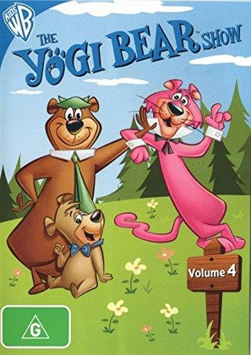 Yogi Bear Show Series Volume 4   NON-USA Format   PAL   Region 4 Import - Australia
