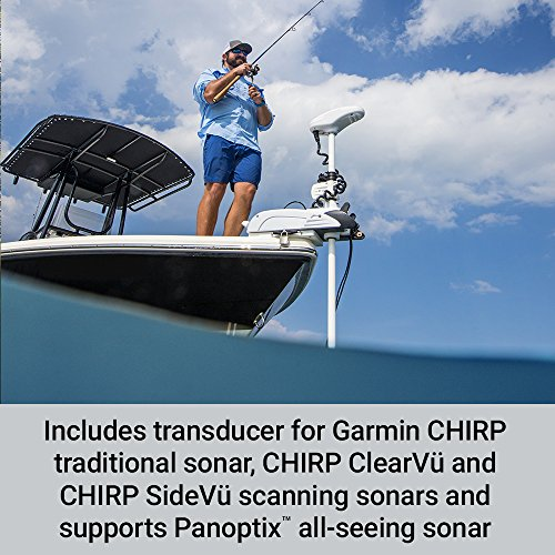 Garmin EchoMap PLUS 94sv with Transducer - Buy Online in