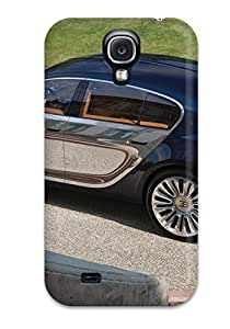 Cheap Anti-scratch Case Cover Protective Bugatti Galibier 7 Case For Galaxy S4