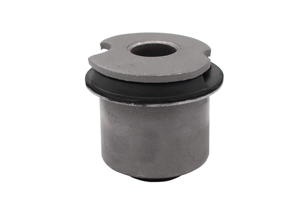 NewYall Front Differential Support Bracket Frame Brace Axle Bushing